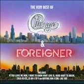 The Very Best of Chicago Foreigner by Chicago CD, Oct 2010, 2 Discs
