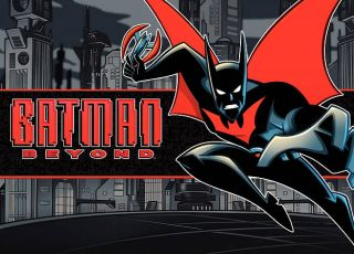 Batman Beyond The Complete Series DVD, 2010, 9 Disc Set, Limited