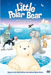 The Little Polar Bear DVD, 2005