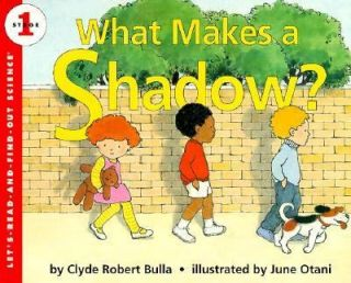 What Makes a Shadow by Clyde Robert Bulla 1996, Cassette, Abridged