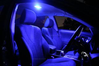 Toyota Landcruiser 80 Series Super Bright Blue LED Interior Light Kit
