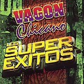Los Super Exitos by Vagon Chicano CD, Mar 2006, Disa