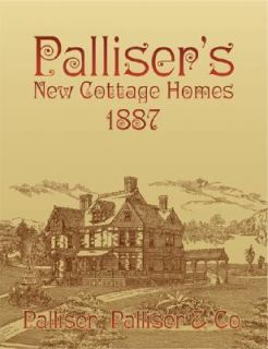 Pallisers New Cottage Homes 1887 2003, Paperback