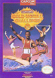 Gold Medal Challenge 92 Nintendo, 1992