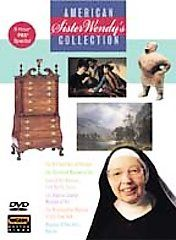 Sister Wendys American Collection   Boxed Set DVD, 2001, 3 Disc Set