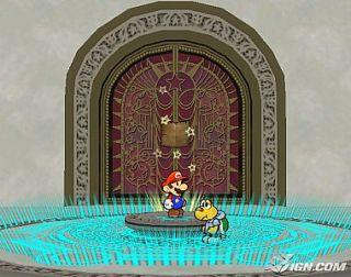 Paper Mario The Thousand Year Door Nintendo GameCube, 2004