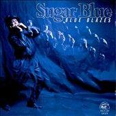 Blue Blazes by Sugar Blue CD, Mar 1994, Alligator Records