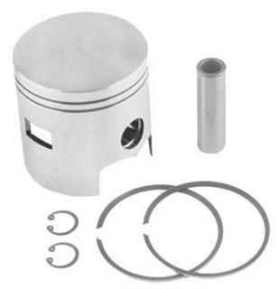 EZGO 2 Cycle Gas Golf Cart 1980 89 Piston and Ring Kit Standard Bore 2