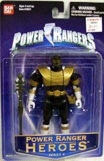 Power Rangers Heroes Series 5   Zeo Auto Morphin Gold Ranger By