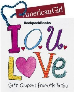 I. O. U. Love Gift Coupons from Me to You 1999, Paperback