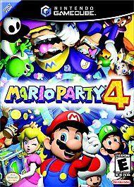 Mario Party 4 Nintendo GameCube, 2002