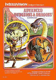 Advanced Dungeons Dragons Intellivision, 1982