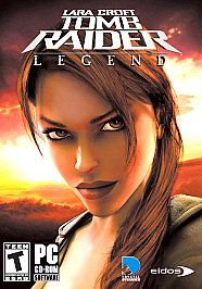 Tomb Raider Legend PC, 2006