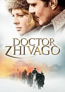 Doctor Zhivago DVD, 2010, 2 Disc Set, 45th Anniversary Edition