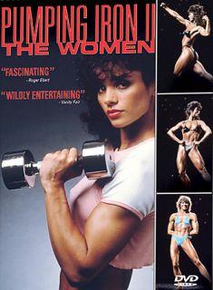 Pumping Iron 2   The Women DVD, 2003