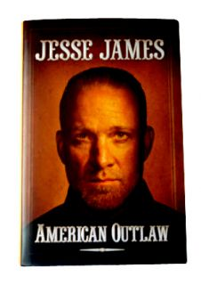 American Outlaw by Jesse James 2011, Hardcover