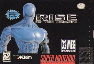 Rise of the Robots Super Nintendo, 1994