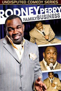 Rodney Perry   Family Business (DVD, 200