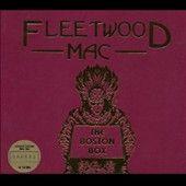 The Boston Box Box by Fleetwood Mac CD, Nov 1999, 3 Discs, Snapper