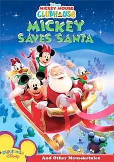 Mickey Mouse Clubhouse   Mickey Saves Santa and Other Mouseketales