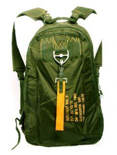Military Parachute Bag NO. 5# Back Pack, Bag Air Force Army Tactical