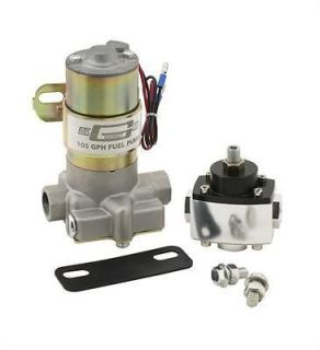 Mr. Gasket High Performance Electric Fuel Pump & Regulator 105 GPH 14