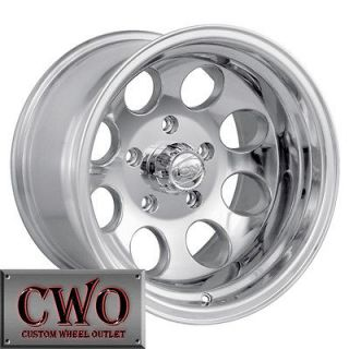 20 Polished ION 171 Wheels Rims 5x139.7 5 Lug Dodge Ram Dakota Durango