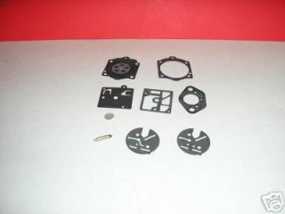 homelite xl walbro carburetor repair kit complete new time left