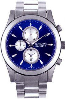 Katharine Hamnett Chronograph Mens Watch KH2064 B64 KH2064 B64