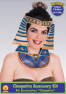 fancy dress cleopatra egyptian pharaoh inca headdress p time left