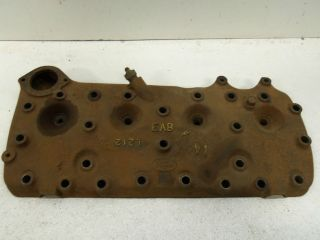 49 50 51 52 53 FORD V8 FLATHEAD ENGINE MOTOR CYLINDER HEAD LEFT EAB 1C