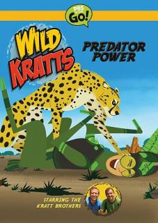 paramount wild kratts predato r power dvd
