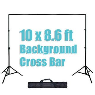 10 x 8 6ft photography photo studio backdrop support stand