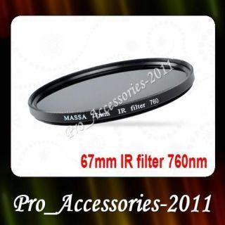 Lens Filter Infrared Infra Red Fo Canon 18 135 70 200 Nikon 18 105