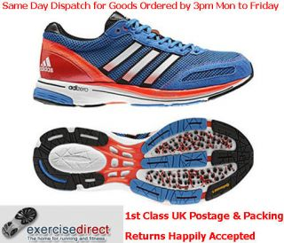 Adidas AdiZero Adios 2 Mens Lightweight Running Shoes G60505