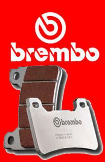 BREMBO SC BRAKE PADS ROAD / TRACK TO FIT HONDA RS 125 GP 91 94