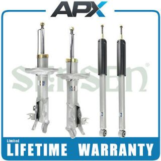 1890   SHOCKS STRUTS For Honda Civic, Full Set, 4 Pcs, NEW, Warranty