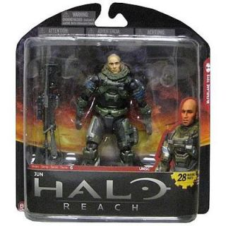 HALO  UNSC Jun Action Figure   Halo Reach Series 6  McFARLANE