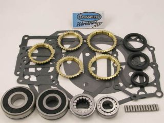 Jeep 87 on AX5 Transmission Rebuild Kit AX 5 5spd