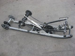 2008 Ski Doo Summit X 800R 163 Rear Suspension Skid   800 R Skidoo