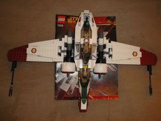 Lego Star Wars ARC 170 Starfighter (7259) in Star Wars