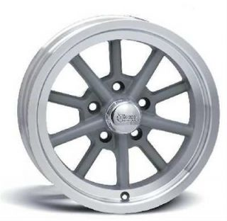 Newly listed Rocket Racing Launcher Gray Wheel 15x4.5 5x4.75 BC
