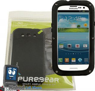 Newly listed PUREGEAR PX260 BLACK SCREW CASE + SCREEN SAVER + TOOL FOR