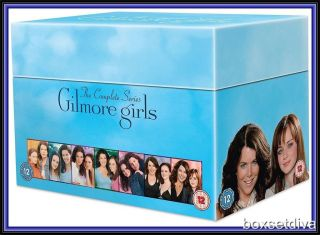 gilmore girls complete series in DVDs & Blu ray Discs