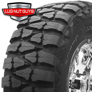NEW 35x12.50 17 NITTO MUD GRAPPLER 35 1250R R17 1250 TIRES 35x12