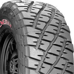 NEW 33/12.50 17 GENERAL GRABBER RED LETTER 1250R R17 TIRES