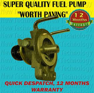 mitsubishi delica 2 8 fuel diesel lift pump primer new