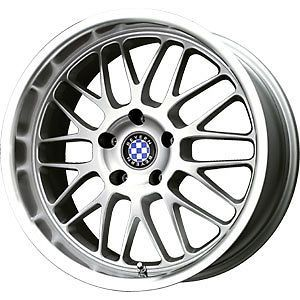 new 15x7 4x100 beyern mesh silver wheels rims check