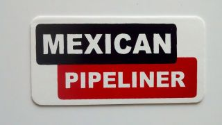 Mexican Pipeliner / Roughneck Hard Hat Oil Field Tool Box Helmet