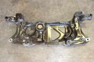 MK6 VW TDI 2.0T TURBO DIESEL ENGINE CRADLE SUB FRAME UNDERCARRIAGE